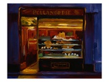 Boulangerie Giclee Print by Pam Ingalls