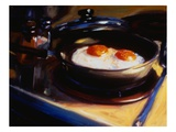 Eggs Howie's Way II Giclee Print by Pam Ingalls