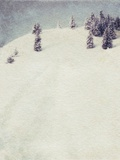 Early Snow in the Methow Photographic Print by Jennifer Kennard