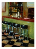 Express Cuisine Giclee Print by Pam Ingalls