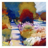 Drought Tolerant Giclee Print by Lou Wall