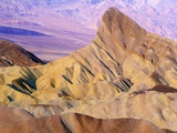 Death Valley from Zabriskie Point Photographic Print by Jim Zuckerman