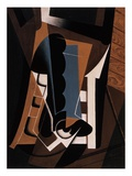 Still Life on a Chair Giclee Print by Juan Gris