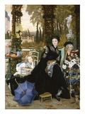 A Widow Giclee Print by James Tissot