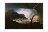 The Storm, Antigonus Pursued Giclee Print by Joseph Wright of Derby