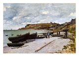Sainte-Adresse Giclee Print by Claude Monet