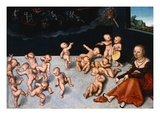 Melancholia Giclee Print by Lucas Cranach the Elder