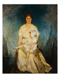 Motherhood Triumphant Giclee Print by Charles Webster Hawthorne