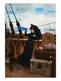 The Departure Giclee Print by Henry Bacon