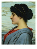 Perilla Giclee Print by John William Godward