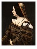 Portrait of a Lady Giclee Print by Bernadino Di Conti