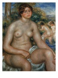 Seated Nude Giclee Print by Pierre-Auguste Renoir