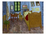 Van Gogh's Bedroom Giclee Print by Vincent van Gogh