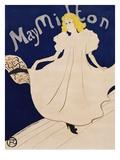 May Milton Reproduction procédé giclée par Henri de Toulouse-Lautrec