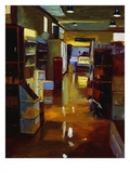 Groceries in Santa Fe Giclee Print by Pam Ingalls