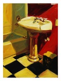 Bonnie&#39;s Sink Giclee Print by Pam Ingalls