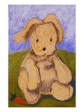 Bunny Giclee Print by Lou Wall