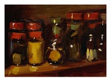Spices Giclee Print by Pam Ingalls