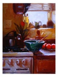 Joy&#39;s Counter Giclee Print by Pam Ingalls