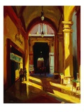 Arches in Florence Giclee Print by Pam Ingalls