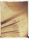Book Pages Photographic Print by Jennifer Kennard