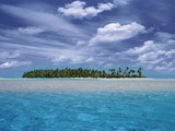 Tropical Island Photographic Print by Bill Ross