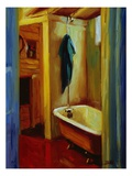 Nancy's Tub Giclee Print by Pam Ingalls