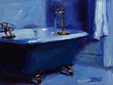 Litzie's Tub II Photographic Print by Pam Ingalls