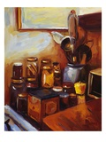 A Pinch of This Giclee Print by Pam Ingalls