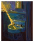 Debby's Sink Premium Giclee Print by Pam Ingalls