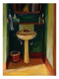 Green Alcove Giclee Print by Pam Ingalls