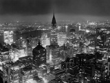 View of Manhattan from RCA Building Photographic Print by Bettmann