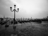 Gondola Port Photographic Print