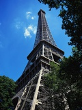 Eiffel Tower Photographic Print by Mark Karrass