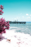 ¡Viva Mexico! Collection - Peaceful Paradise IV - Isla Mujeres Photographic Print by Philippe Hugonnard
