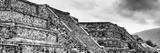 ¡Viva Mexico! Panoramic Collection - Teotihuacan Pyramids IV Photographic Print by Philippe Hugonnard