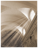 Sunbeamed Cathedral Prints