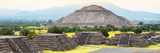 ¡Viva Mexico! Panoramic Collection - Teotihuacan Pyramids V Photographic Print by Philippe Hugonnard