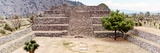 ¡Viva Mexico! Panoramic Collection - Pyramid of Cantona Archaeological Site IX Photographic Print by Philippe Hugonnard