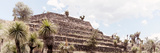 ¡Viva Mexico! Panoramic Collection - Pyramid of Cantona Archaeological Site VII Photographic Print by Philippe Hugonnard