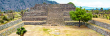 ¡Viva Mexico! Panoramic Collection - Pyramid of Cantona Archaeological Site X Photographic Print by Philippe Hugonnard
