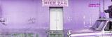 "¡Viva Mexico! Panoramic Collection - ""5 de febrero"" Purple Wall Photographic Print by Philippe Hugonnard"