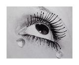 Glass Tears Kunst von Man Ray