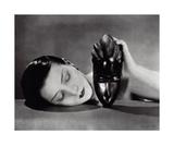 Noir et Blanche Posters par Man Ray
