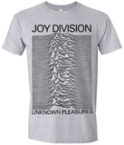 Joy Division- Unknown Pleasures T-Shirts