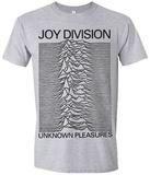 Joy Division- Unknown Pleasures Tshirts