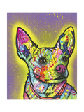 Listening Giclee Print by Dean Russo