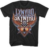 Lynyrd Skynyrd- Screaming Eagle Guitars Magliette