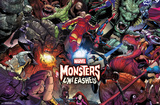 Marvel- Monsters Unleashed Prints