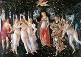 Botticelli- Primavera Posters by Sandro Botticelli